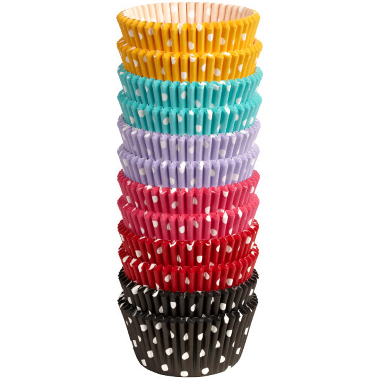 Polka Dots Standard Baking Cups