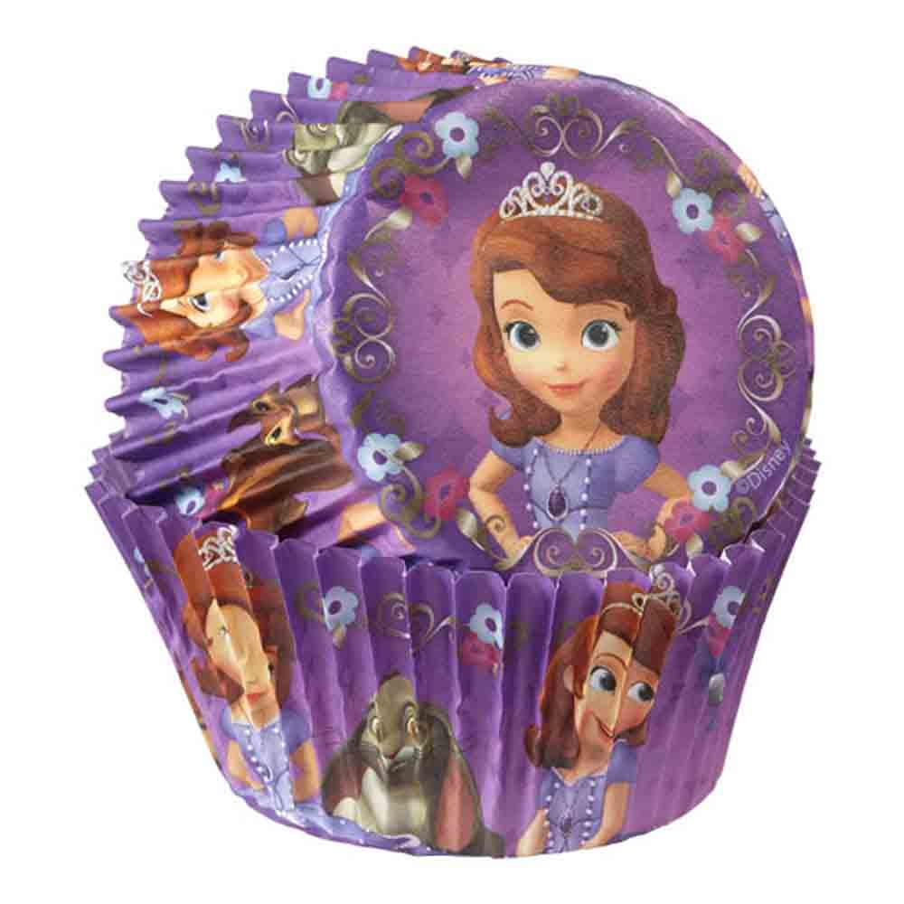 Sofia the First Standard Baking Cups