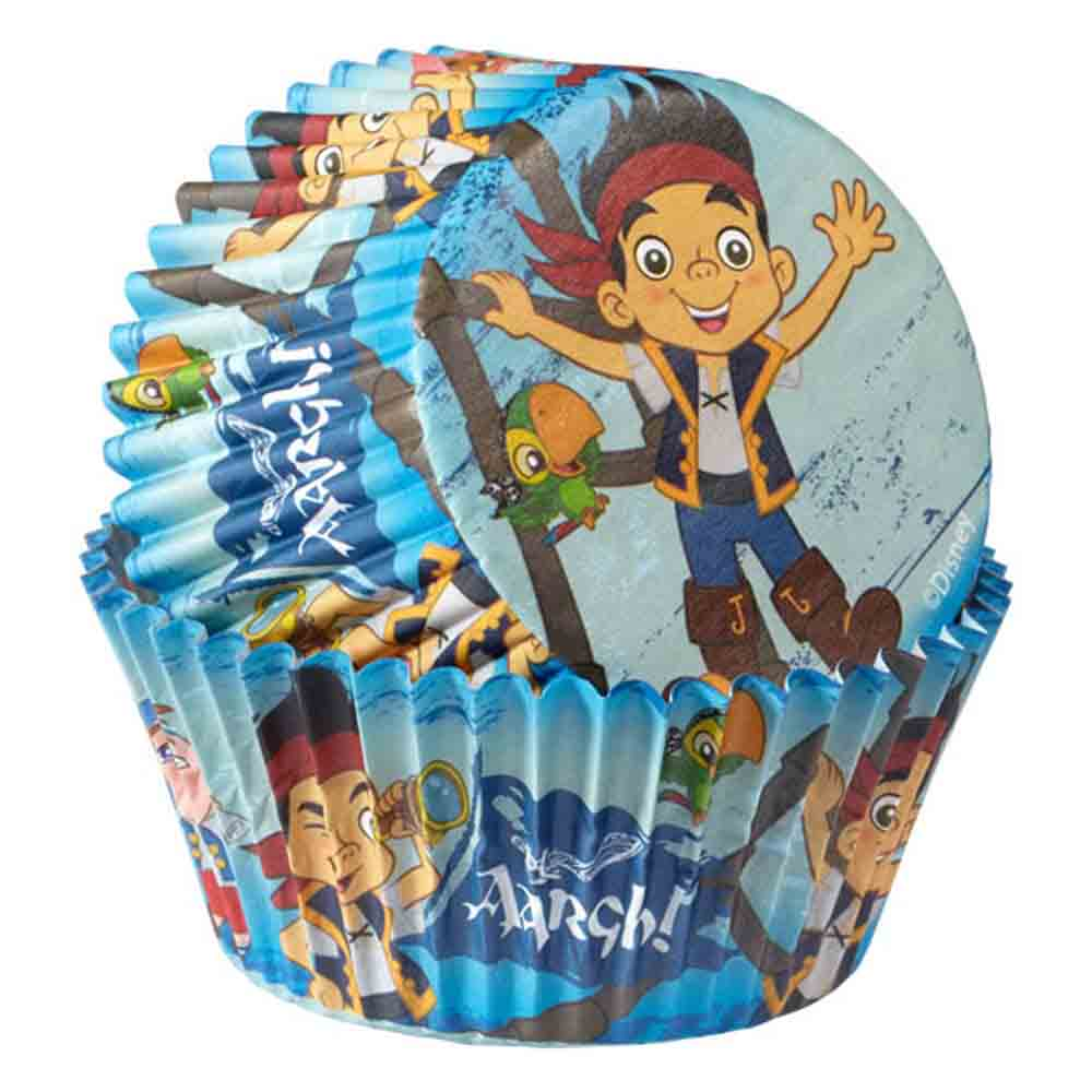 Jake and the Neverland Pirates Standard Baking Cups