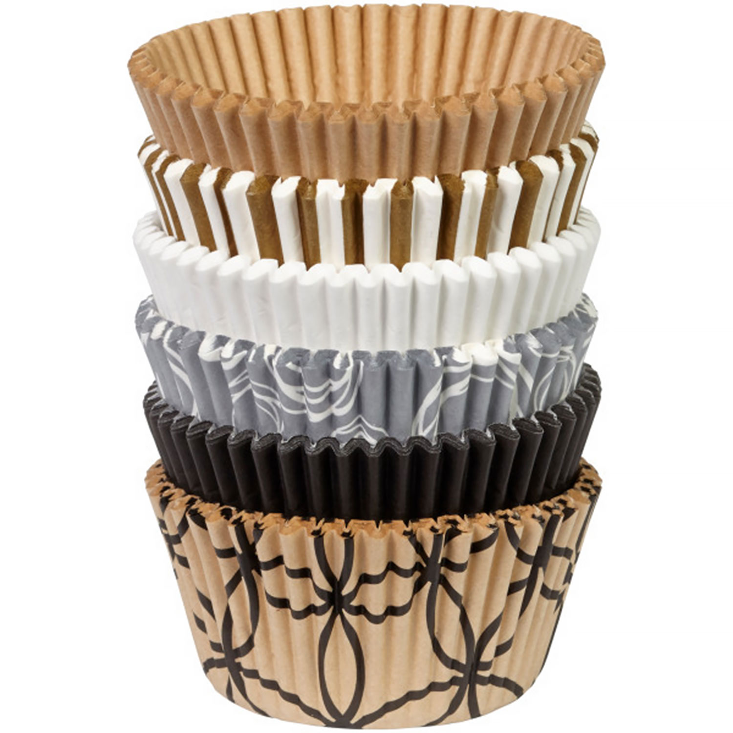 Celebrate Assortment Standard Baking Cups