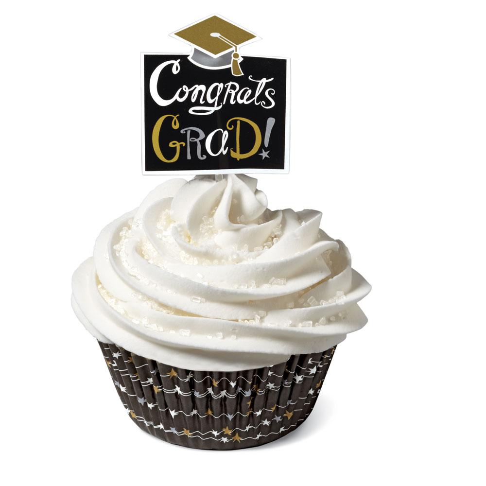 Graduation Cupcake Combo Kit