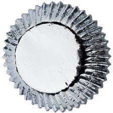 Silver Foil Bon Bon Cups