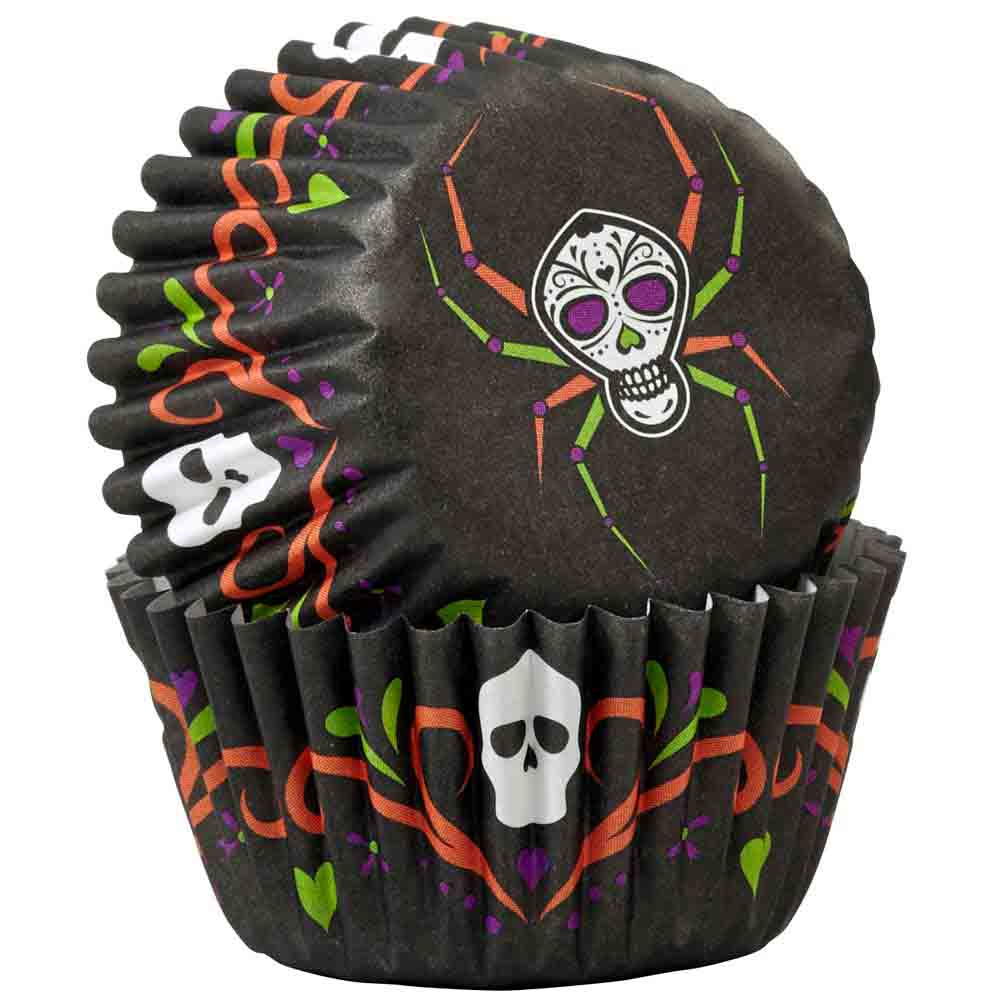 Deadly Soiree Mini Baking Cups