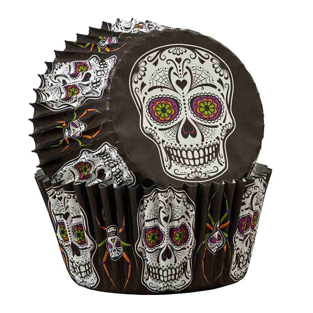 Deadly Soiree Standard Baking Cups