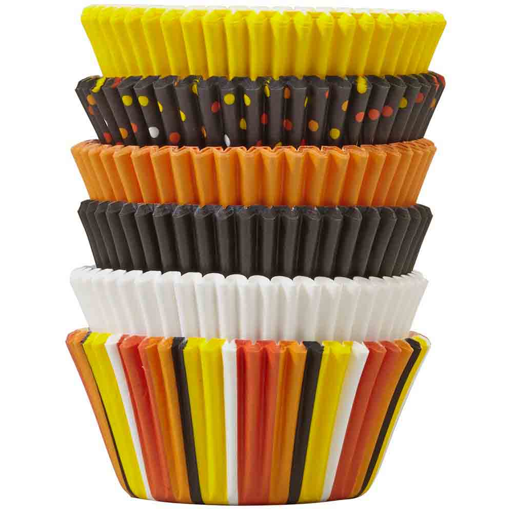 Candy Corn Standard Baking Cups