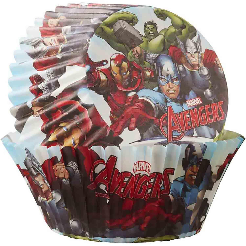 Avengers Standard Baking Cups
