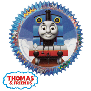 Thomas the Tank Engine Standard Baking Cups