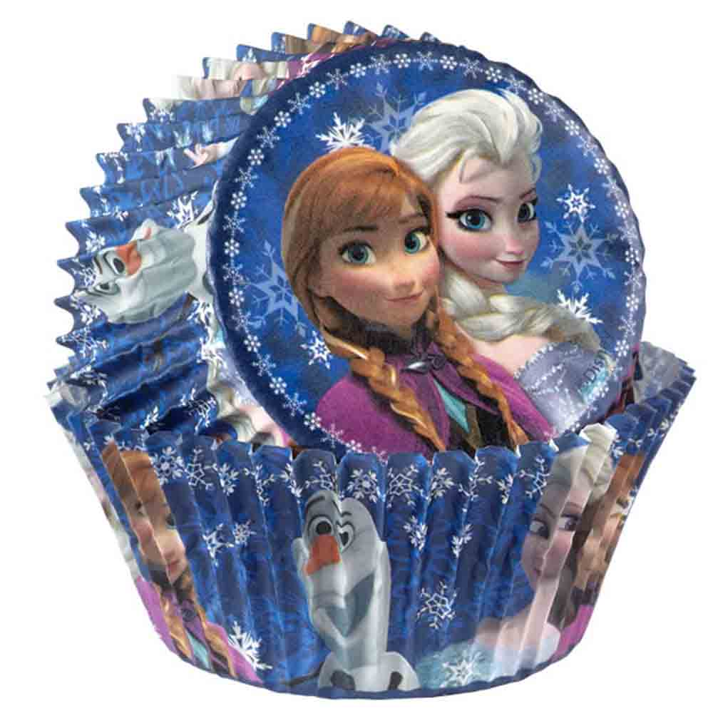 Frozen Standard Baking Cups