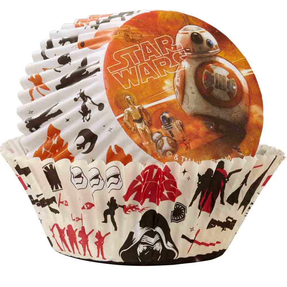 Star Wars Standard Baking Cups