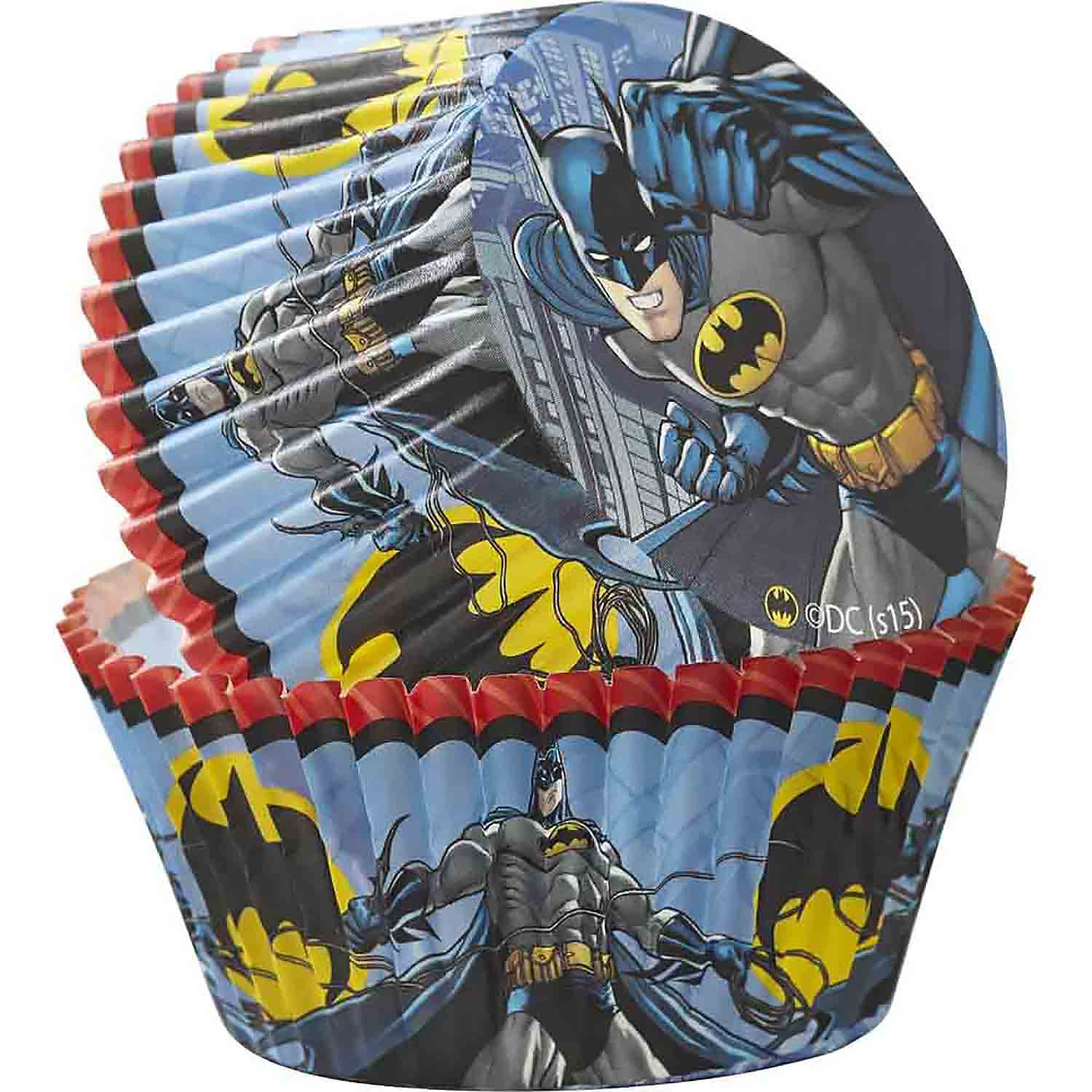 Batman Standard Baking Cups