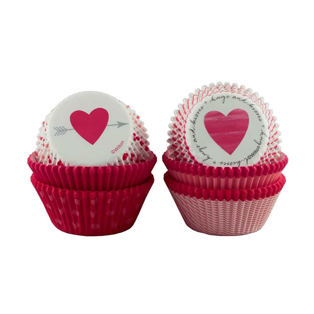 Heartfelt Assortment Standard Baking Cups