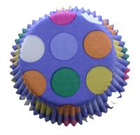 Dazzling Dots Standard Baking Cups