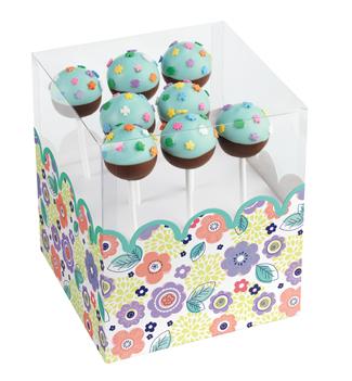 Spring Cake Pop Gift Box