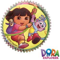 Dora Standard Baking Cups