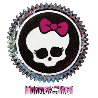 Monster High Standard Baking Cups