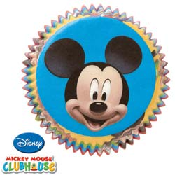 Mickey Mouse Standard Baking Cups