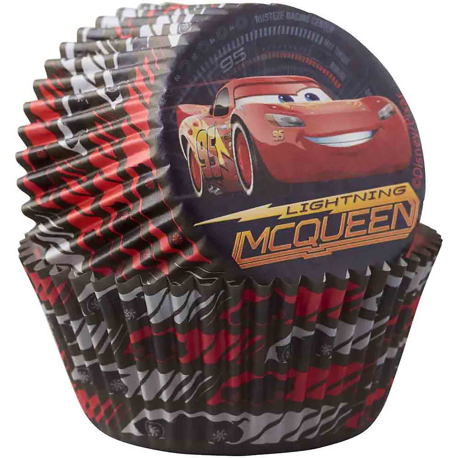 Cars 3 Standard Baking Cups