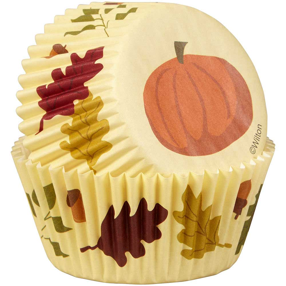 Pumpkin Standard Baking Cups