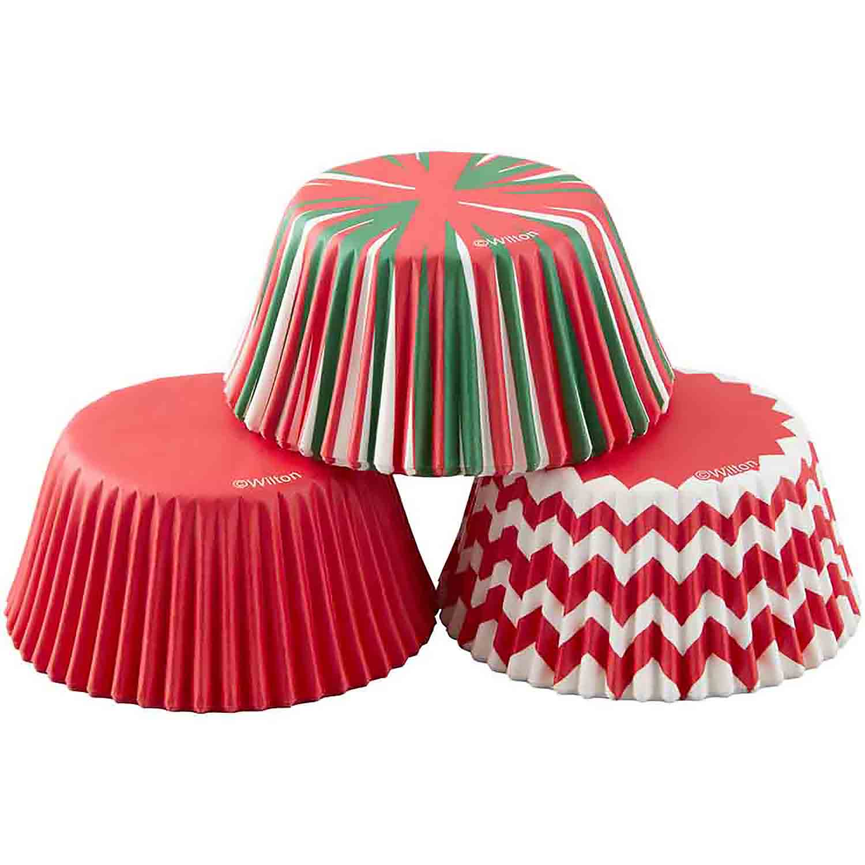 Holiday Assortment Standard Baking Cups