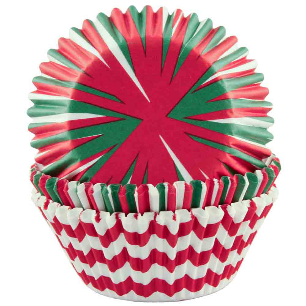 Holiday Assortment Standard Baking Cups