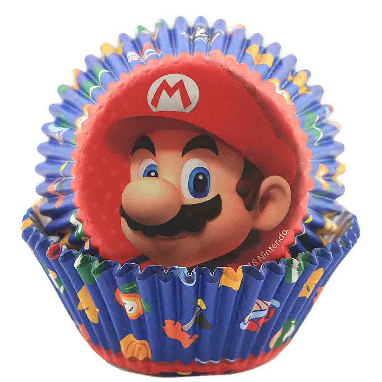 Super Mario Standard Baking Cups
