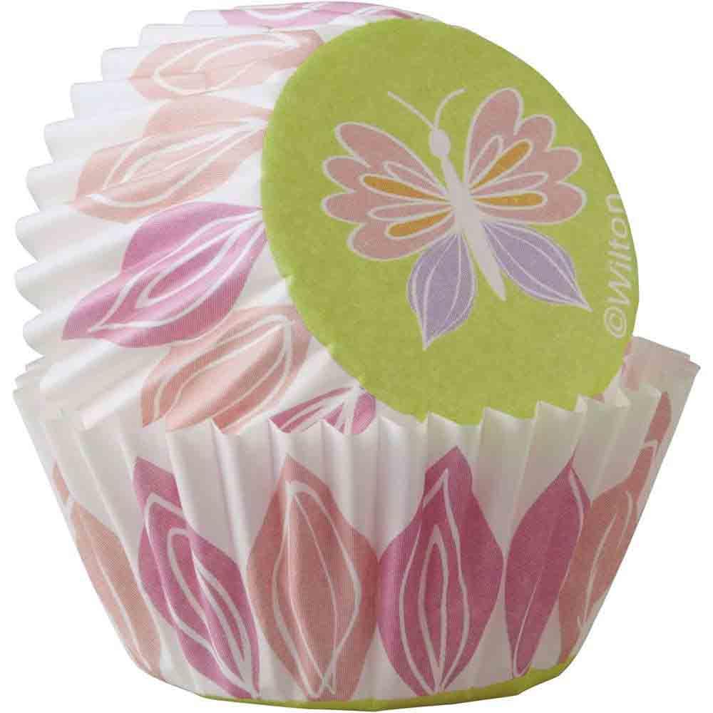 Butterfly Mini Baking Cups