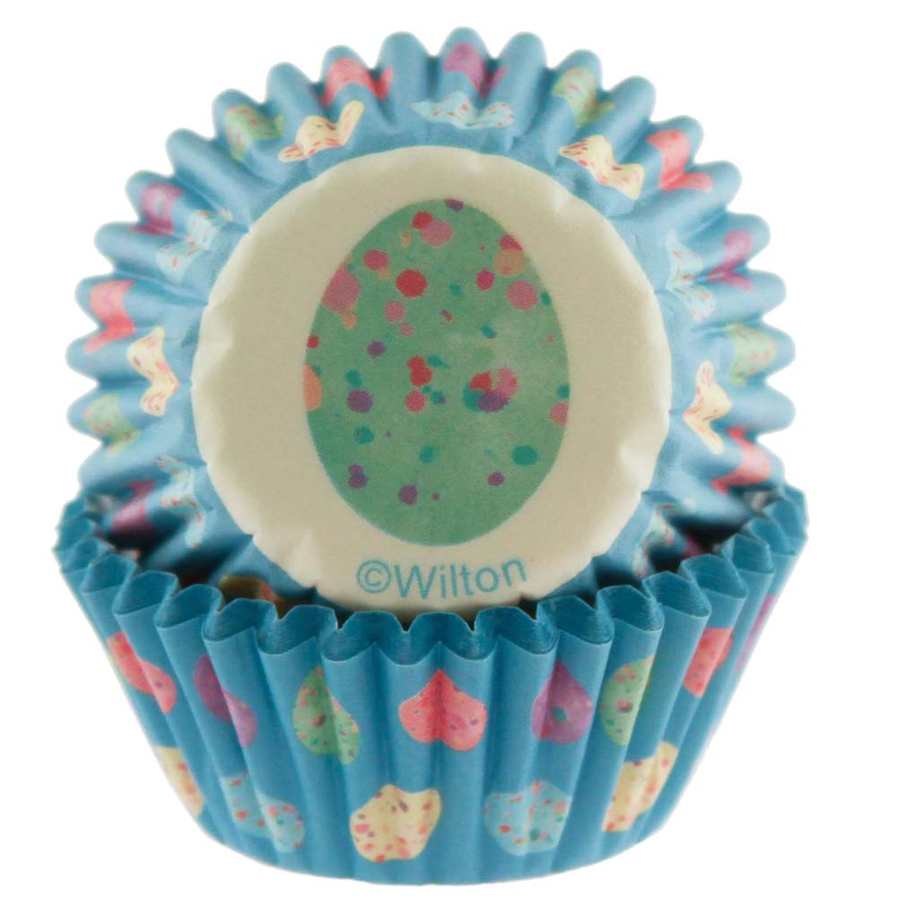 Sweet Splatter Mini Baking Cups