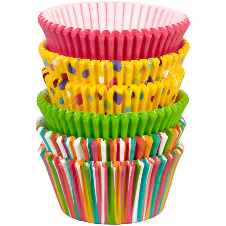 Dots & Stripes Standard Baking Cups