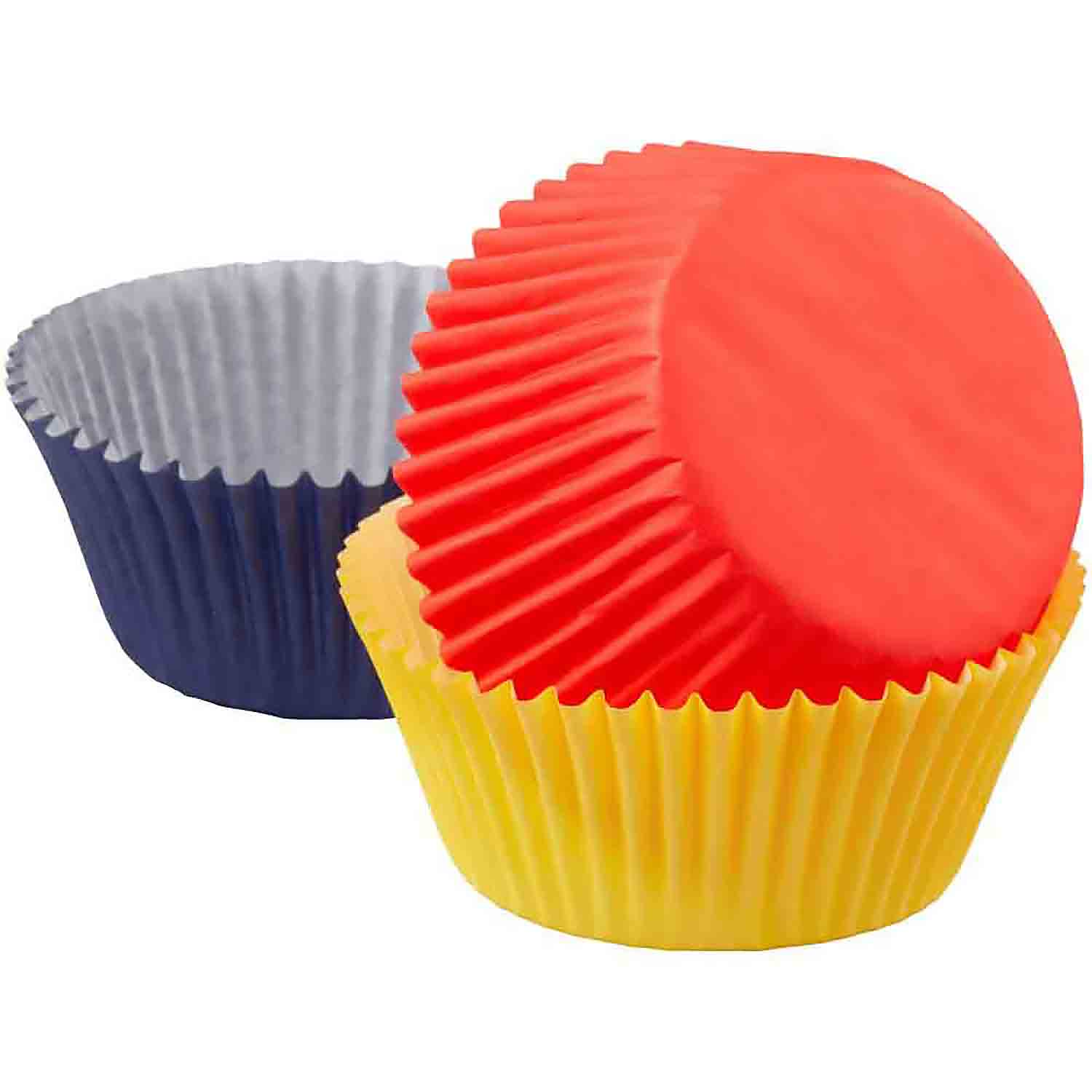 Primary Colors Standard Baking Cups