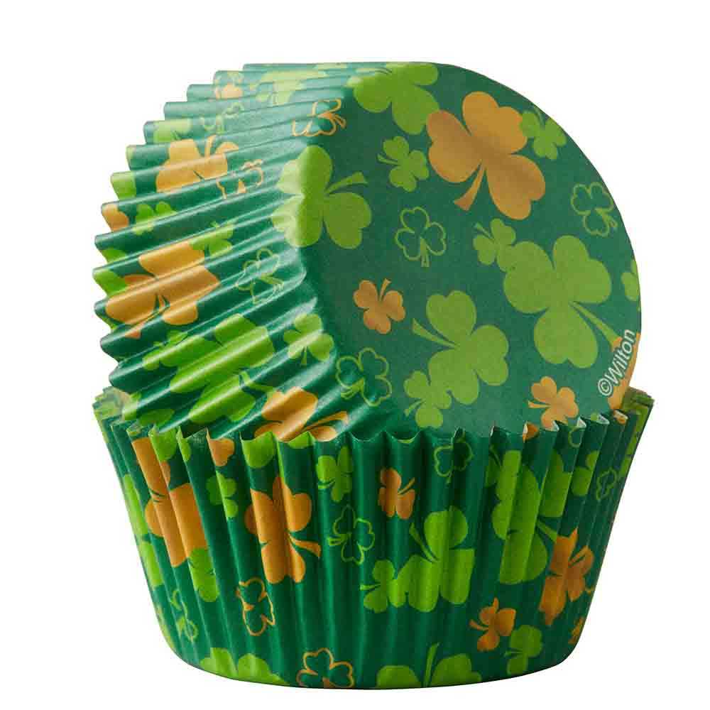 St. Patricks Standard Baking Cups
