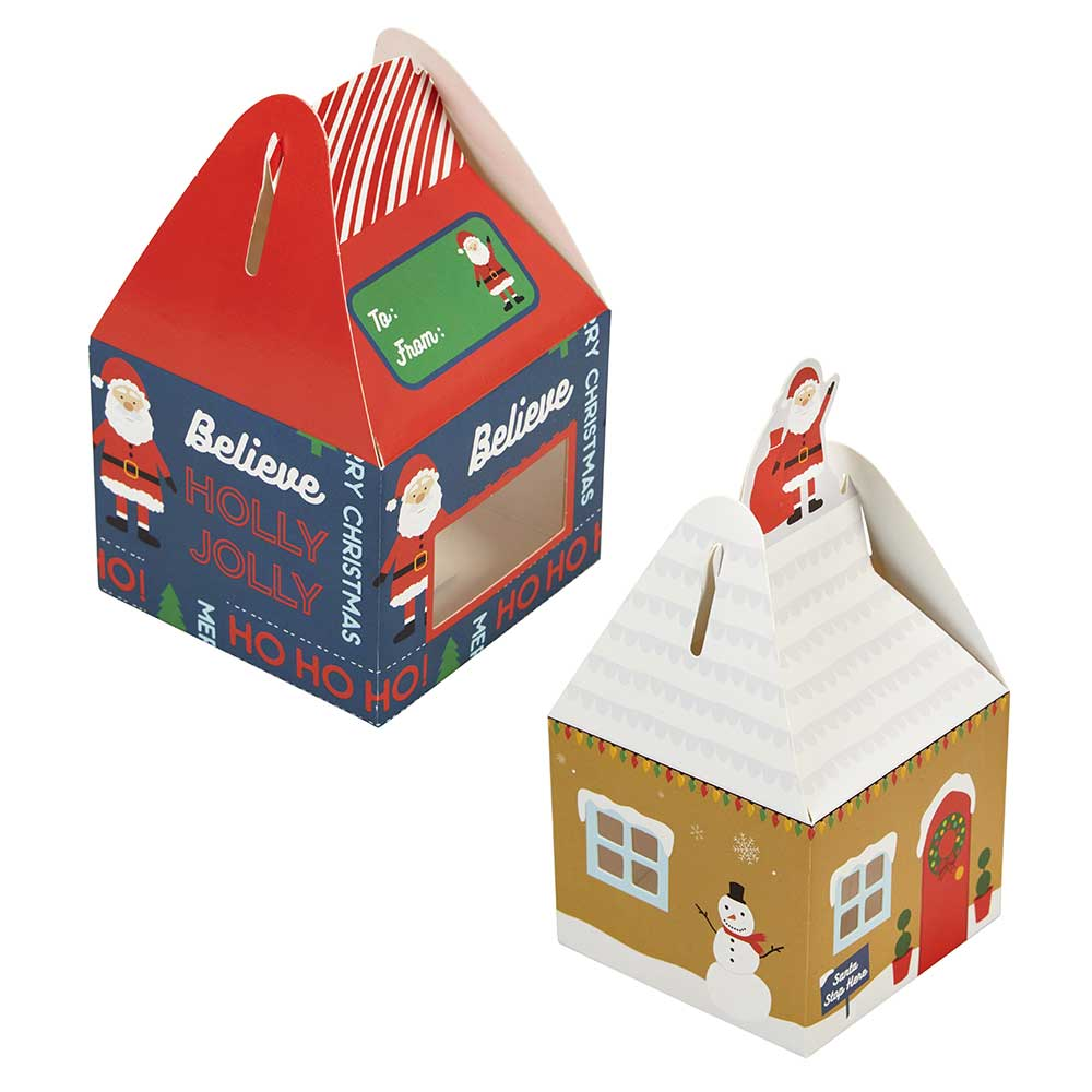 Mini House Treat Boxes