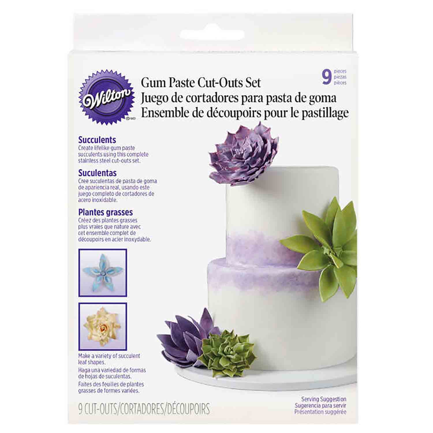 Succulents Cutter Set