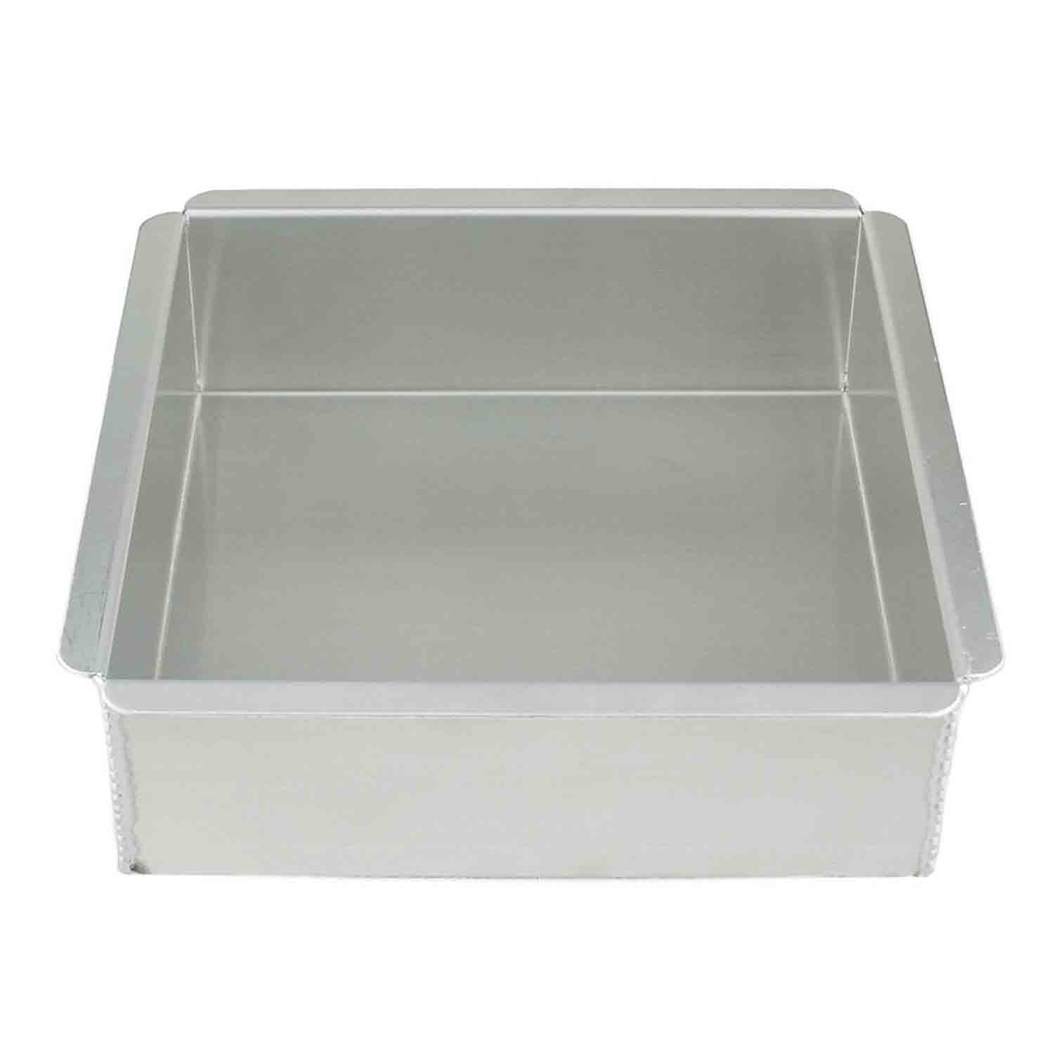 "10 x 3"" Magic Line Square Cake Pan"