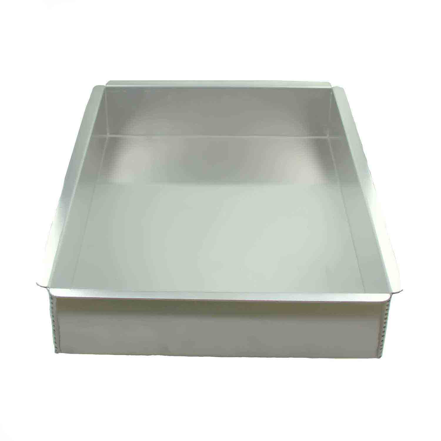 "12 x 18 x 3"" Magic Line Half Sheet Cake Pan"