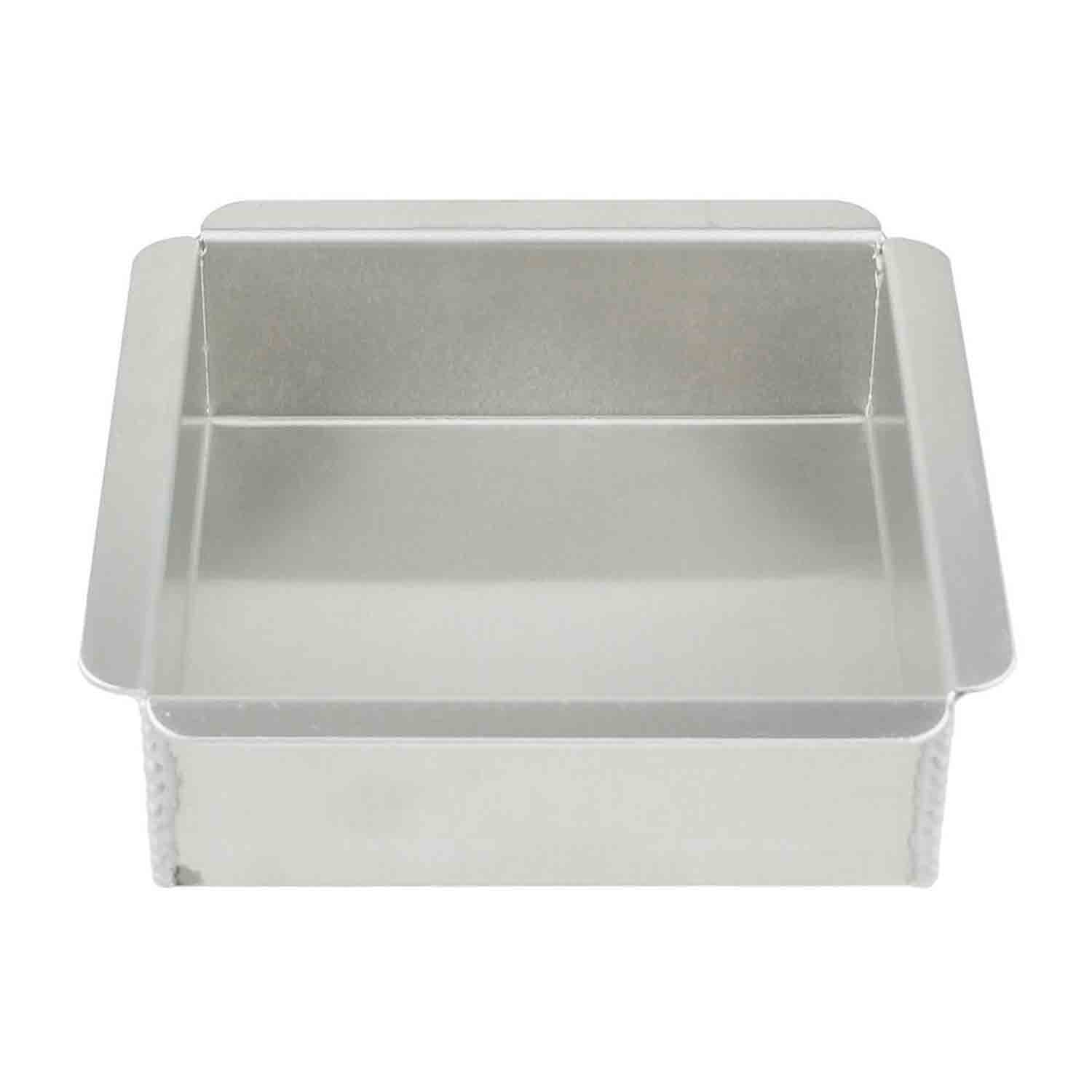 "6 x 2"" Magic Line Square Cake Pan"