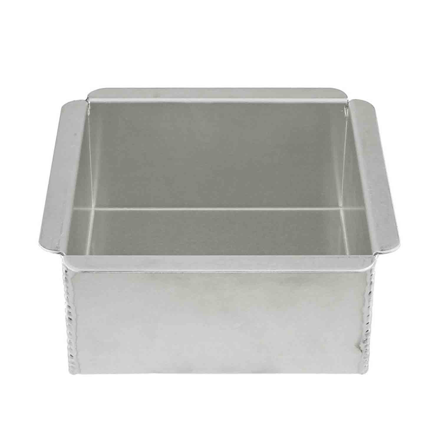 "6 x 3"" Magic Line Square Cake Pan"