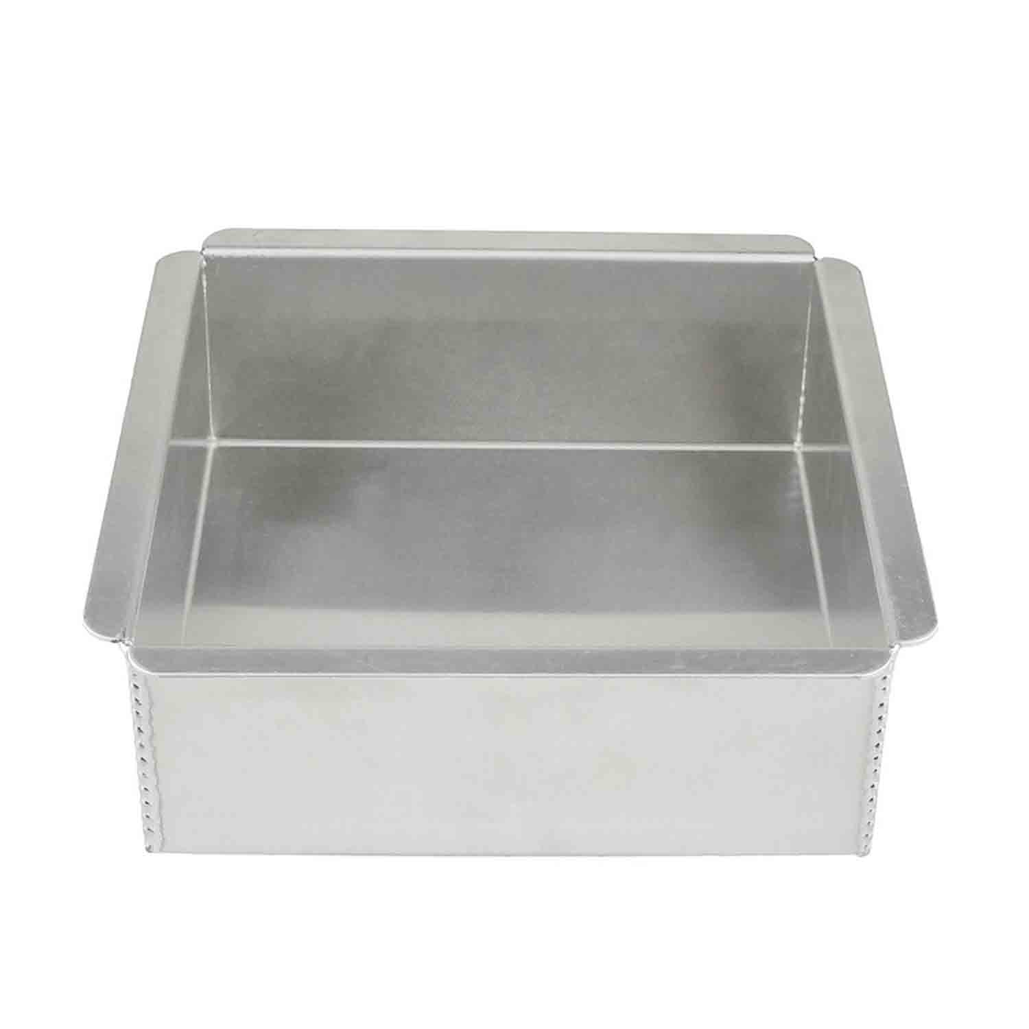 "8 x 3"" Magic Line Square Cake Pan"