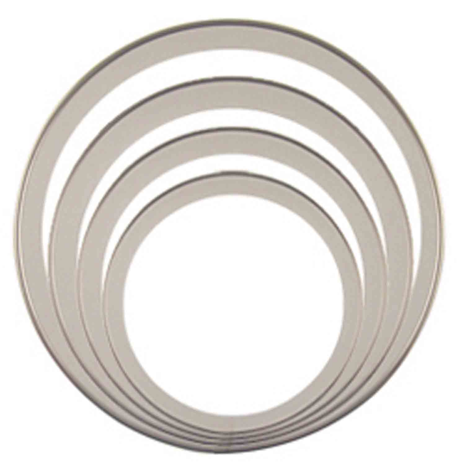Cookie Cutter Set-Round