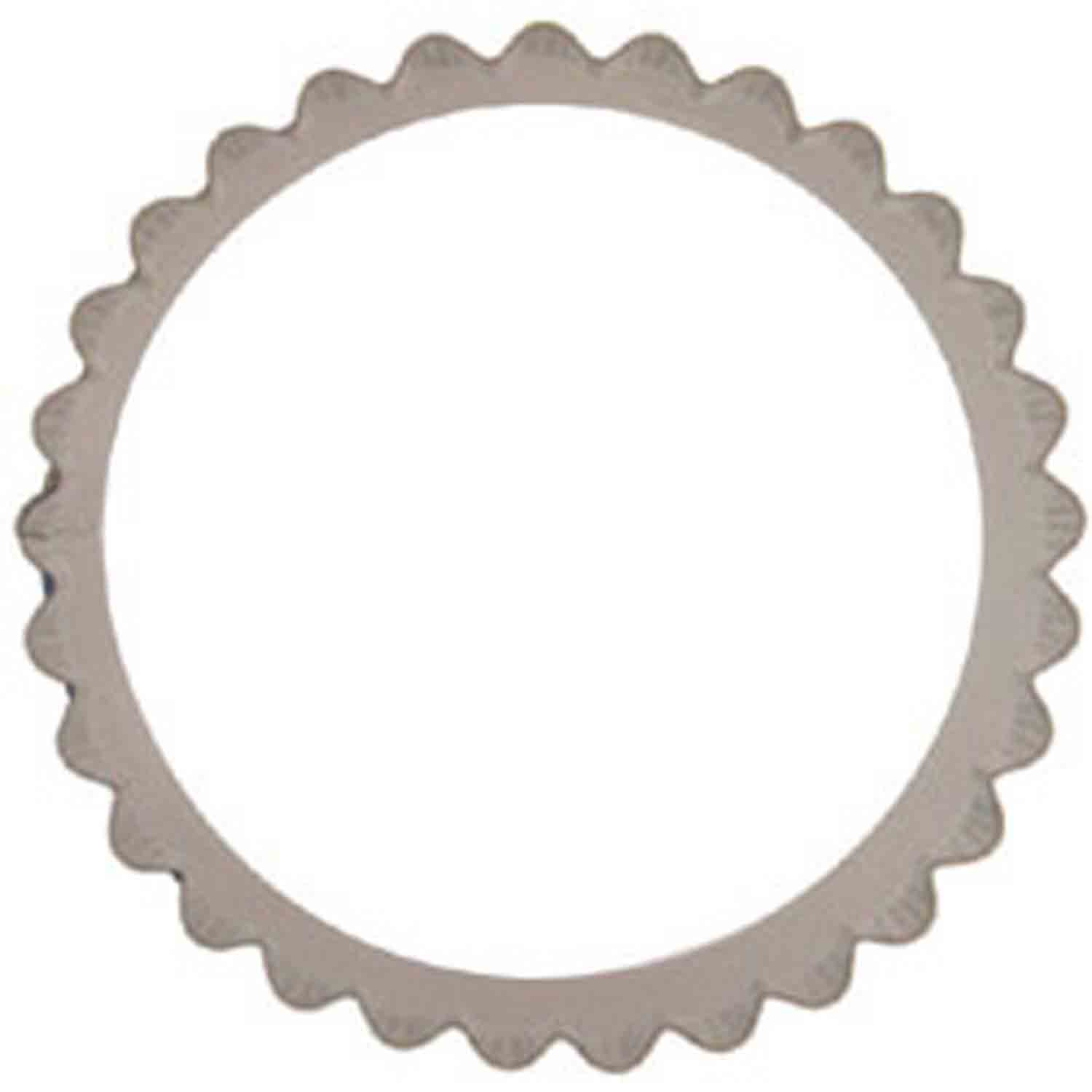 Biscuit Cutter Scallop - 3 1/4""