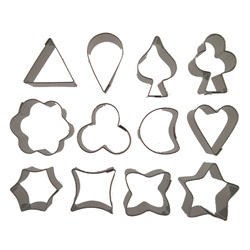Aspic Cookie Cutter Set-#4848 Medium