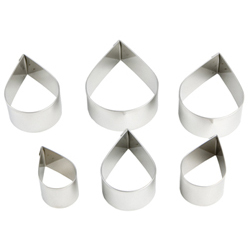 Cookie Cutter Set-Teardrops
