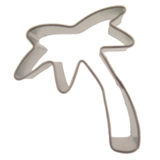 Cookie Cutter - Palm Tree