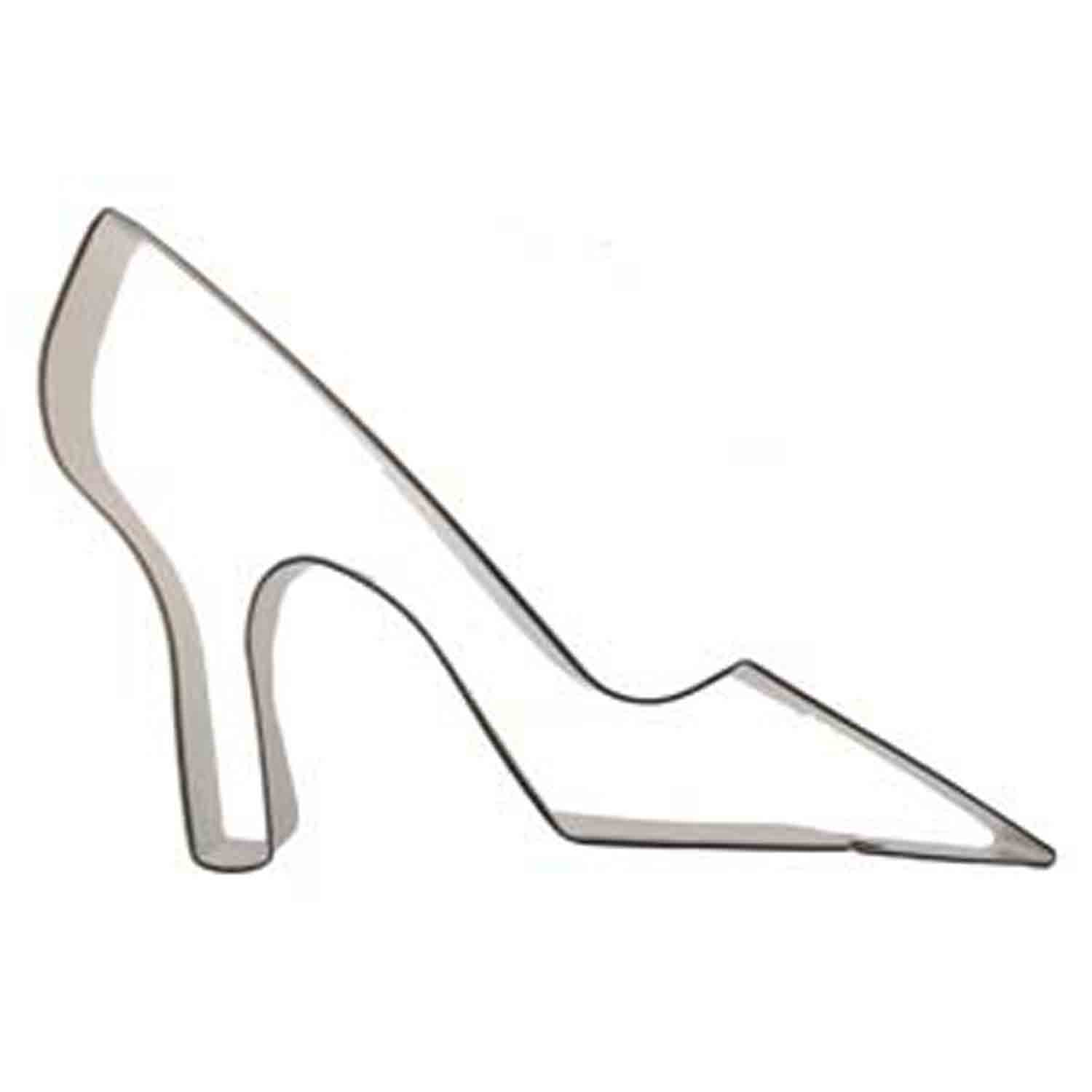 Cookie Cutter - High Heel Shoe