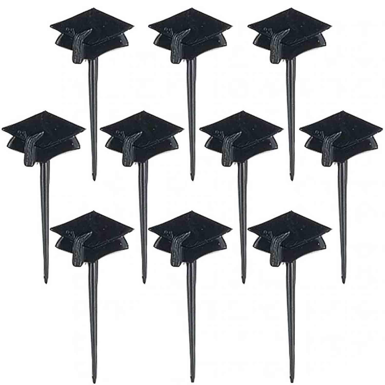 Black Graduation Cap Picks