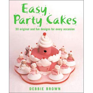 Brown - Easy Party Cakes Book