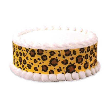 Edible Image® Designer Prints™- Safari Leopard