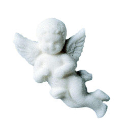 Dec-Ons® Molded Sugar - Paired Cupids
