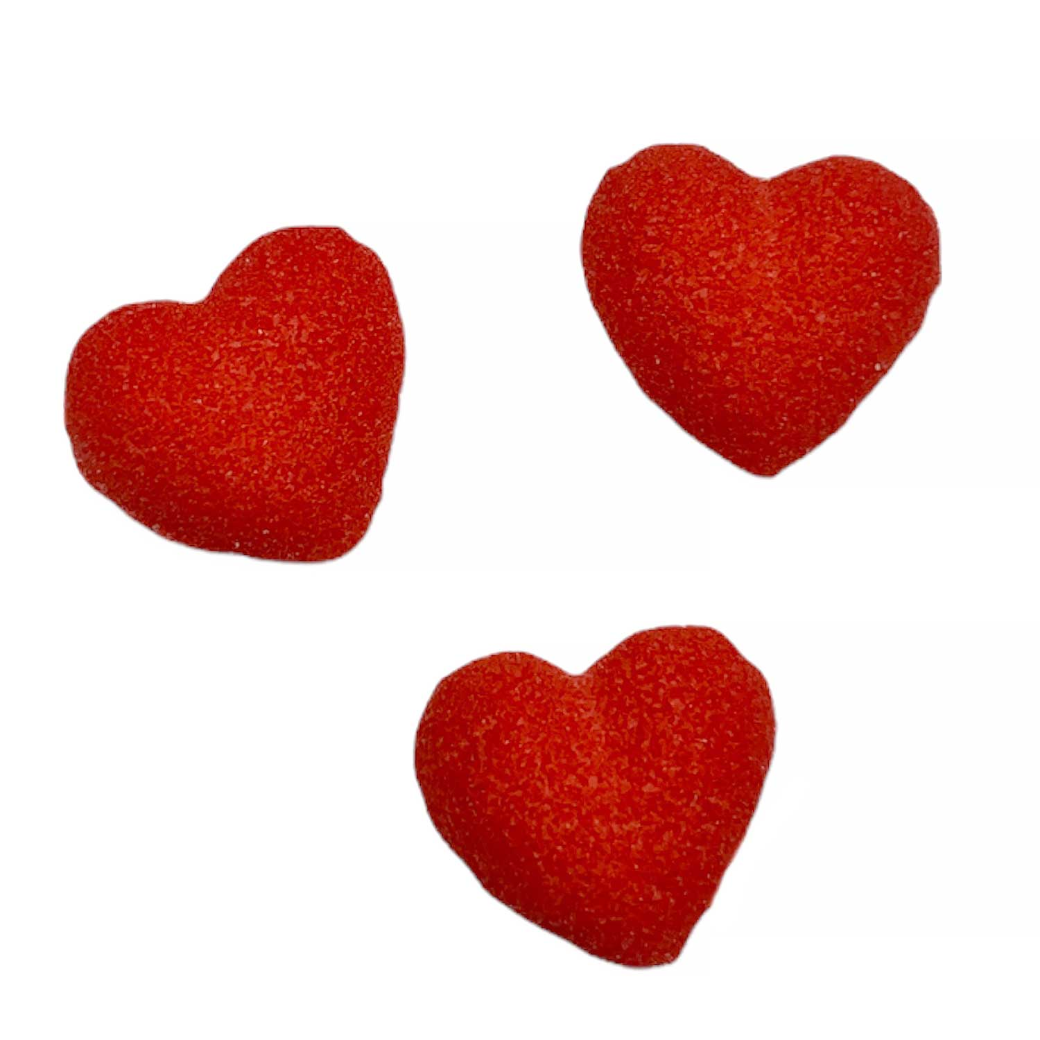 Dec-Ons® Molded Sugar - Heart Charm