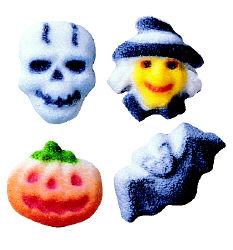 Dec-Ons® Molded Sugar - Halloween Charm