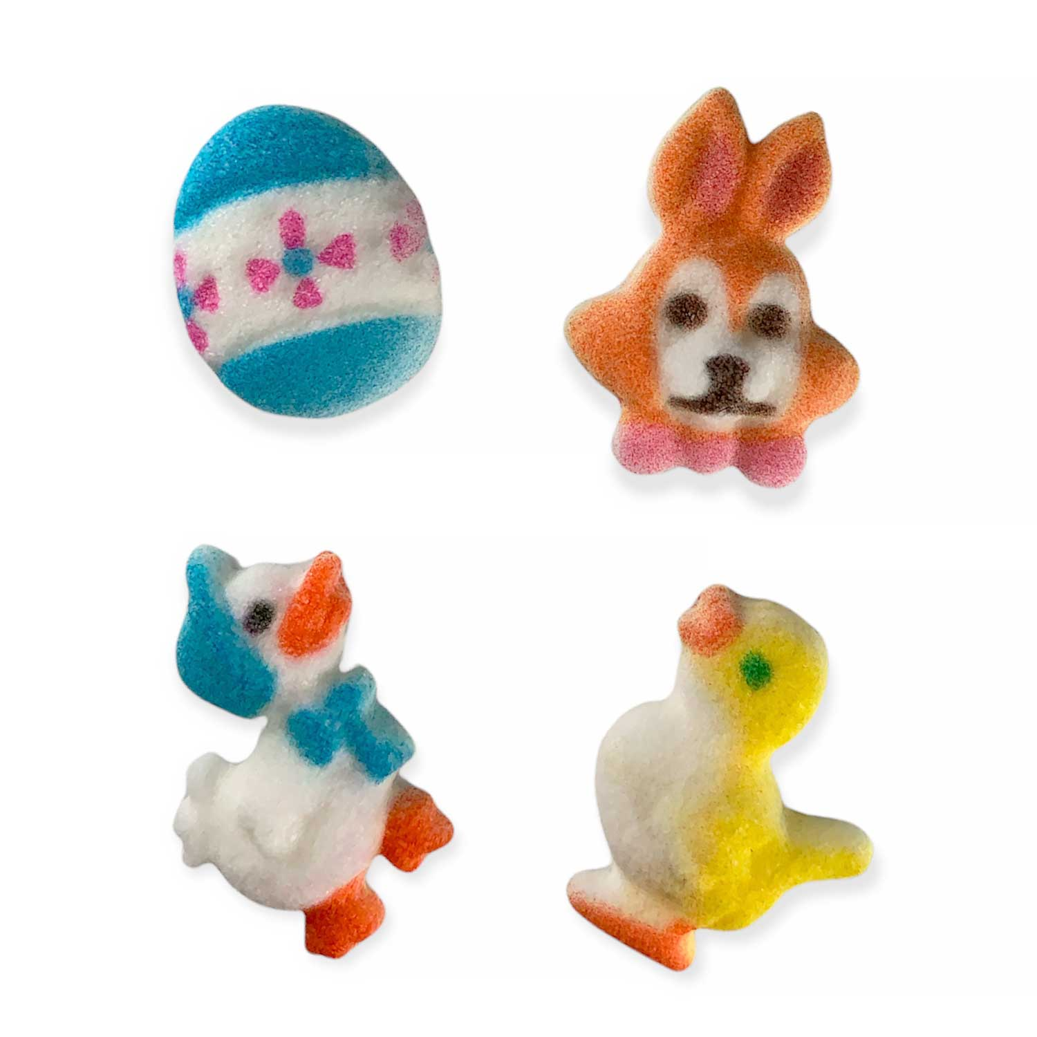 Dec-Ons® Molded Sugar - Easter Assortment